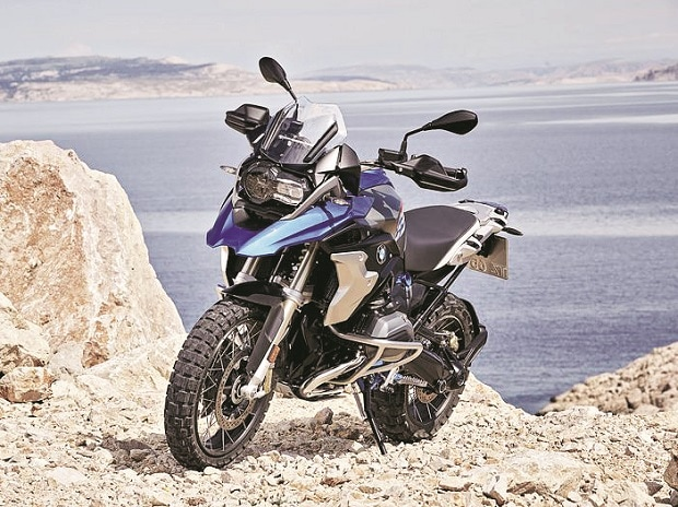 BMW R1200GS Rallye: Amazing motorcycle, like a Rolls-Royce on two wheels