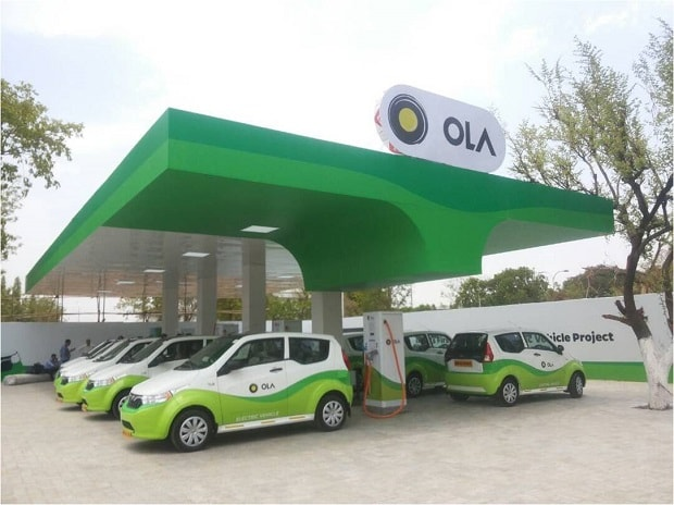 Ola, Ola charging station, Ola electric cabs, Ola ...
