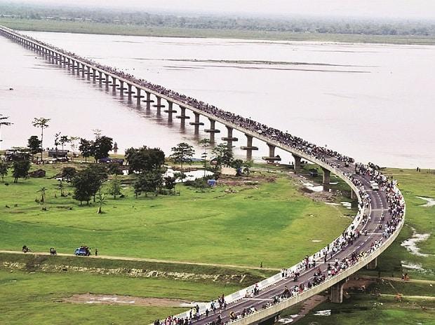 China warns India over Dhola-Sadiya bridge in Arunachal ...