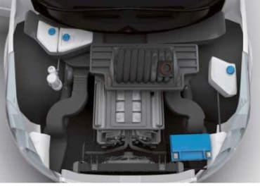 Borealis' Fibremod fibre reinforced PP is used in automotive