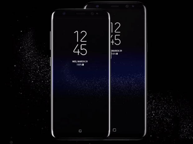 Samsung Galaxy S8, Samsung Galaxy S8 plus