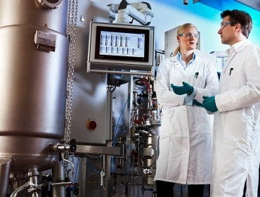 Covestro uses biomass as raw material to make aniline