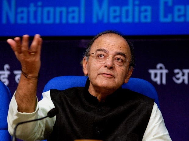 Union Finance Minister Arun Jaitley. Photo: Dalip Kumar
