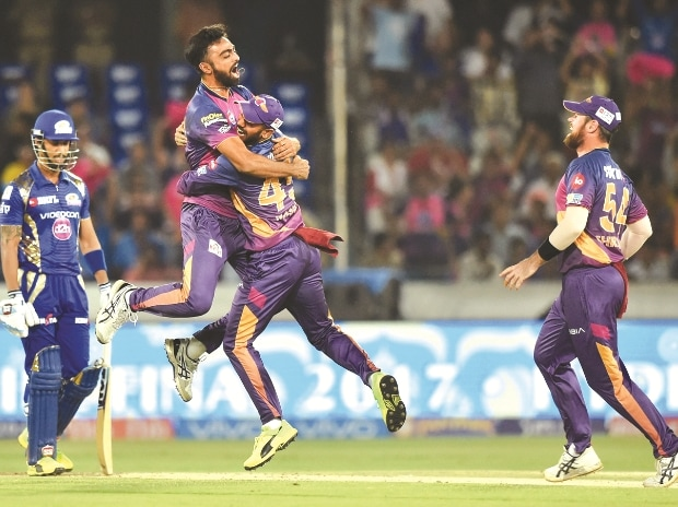 The Mumbai-Pune final was the most watched match in the tournament. Photo: PTI