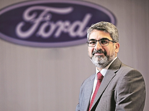 Anurag Mehrotra, Managing Director, Ford India
