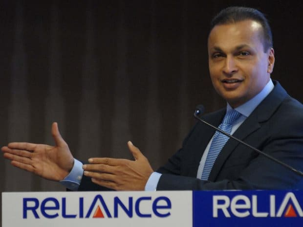 Anil Ambani, Chairman of India's Reliance ...
