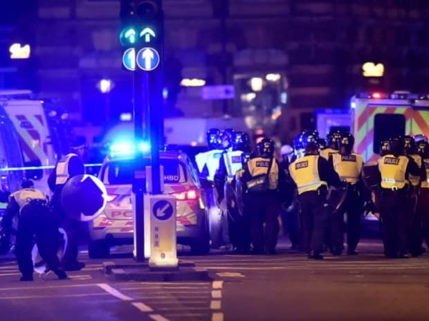 London terror attack, UK, London Bridge, attack, police