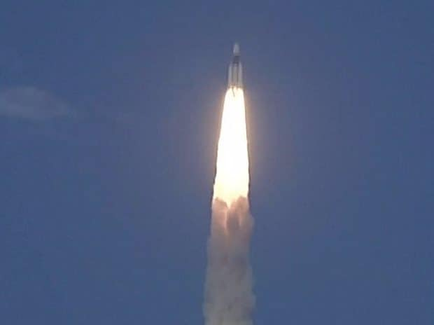 Isro to launch Cartosat-2 along with 30 smaller satellites on Friday