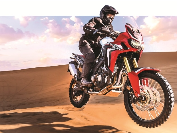 Honda's Africa Twin motorcycle will hit Indian roads in July