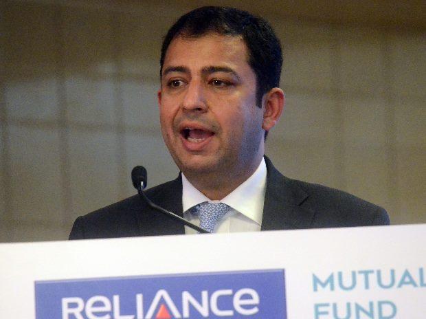 Sundeep Sikka, ED & CEO, Reliance Nippon Life Asset Management Limited. Photo: Kamlesh Pednekar