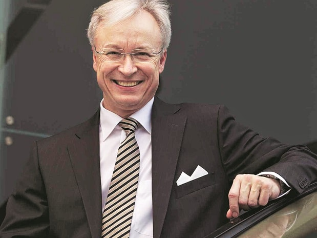 Roland Folger- MD & CEO of Mercedes Benz India