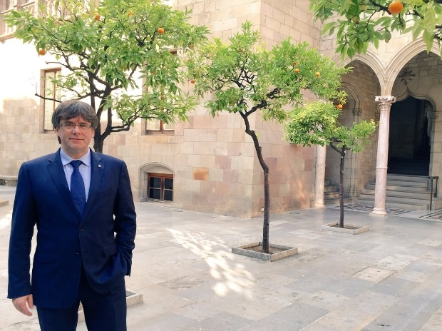 German Justice Grants Bail to Puigdemont