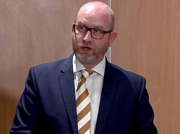 Paul Nuttall, UKIP, leader