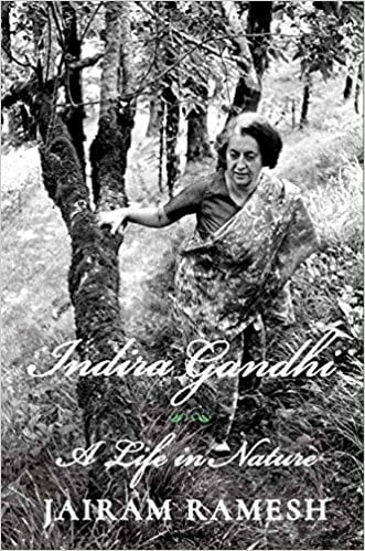Indira Gandhi, PM, book