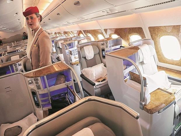 Future of business-class seats