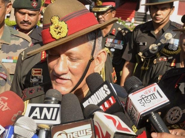 Bipin Rawat, Indian Army, Chief