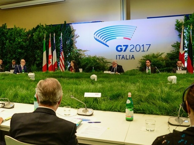 G7 meet, G7 environment summit, G7, Paris accord, G7 2017 Italy, G7, Paris climate change