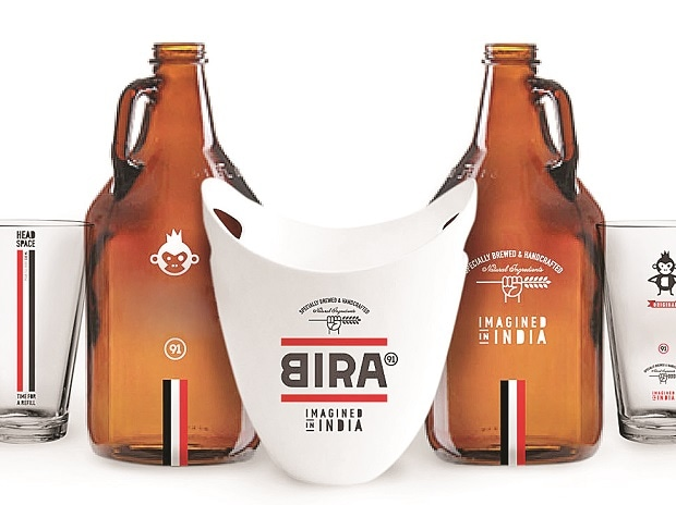 Bira 91, beer, drinks