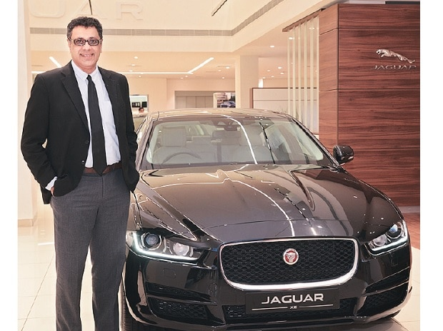 Rohit Suri, Managing Director, JLR India