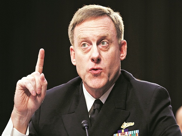 The Obama administration's frustration with the lack of success against the IS was one factor in its effort to oust Admiral Michael S Rogers, the director of the NSA	 reuters