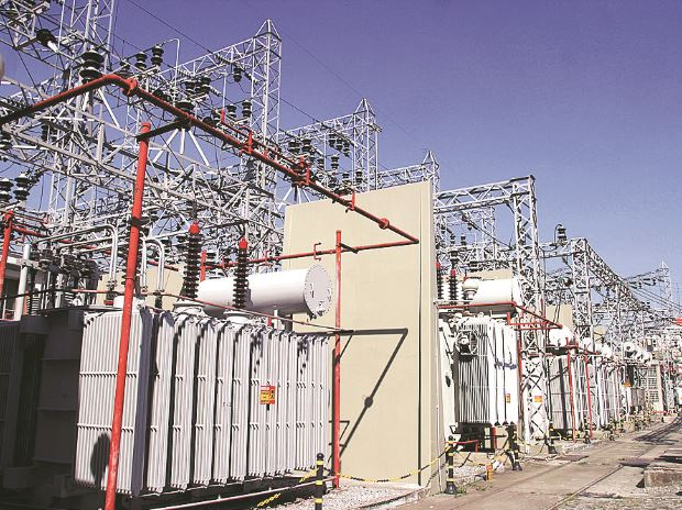 power, electricity, power grid