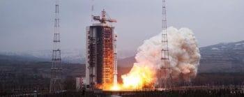 china x-ray space satellite