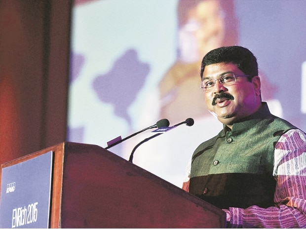Minister of State for Petroleum and Natural Gas Dharmendra Pradhan