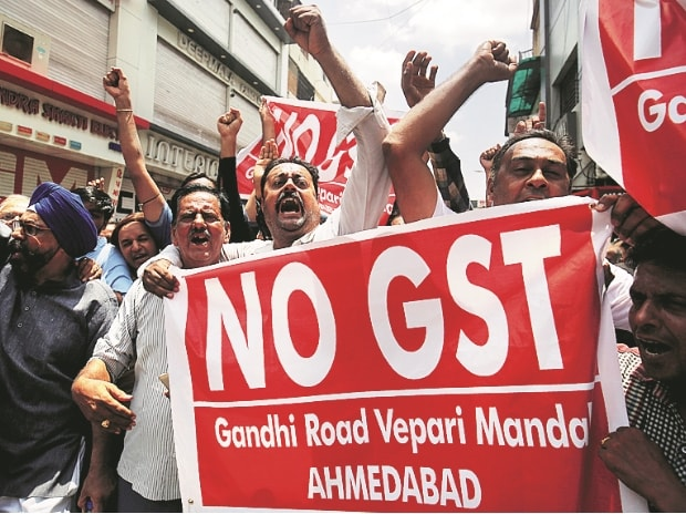 GST, protests