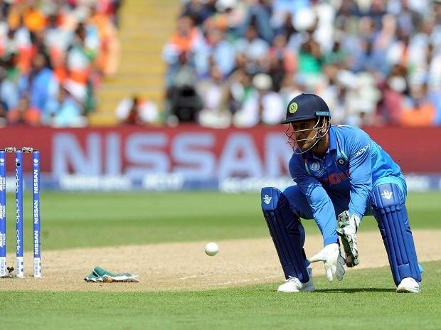 MS Dhoni, ICC Champions Trophy