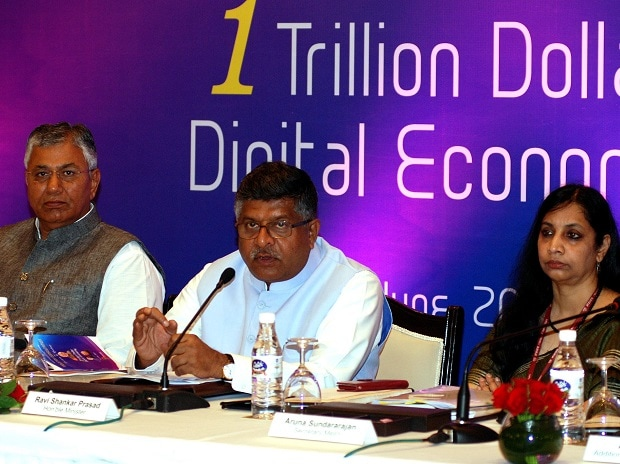 IT sector job decline talk is motivated: Ravi Shankar Prasad