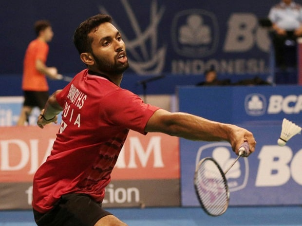 HS Prannoy, Indonesia Super Series