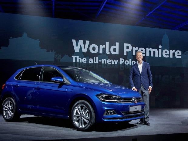 Herbert Diess, VW Polo, Volkswagen