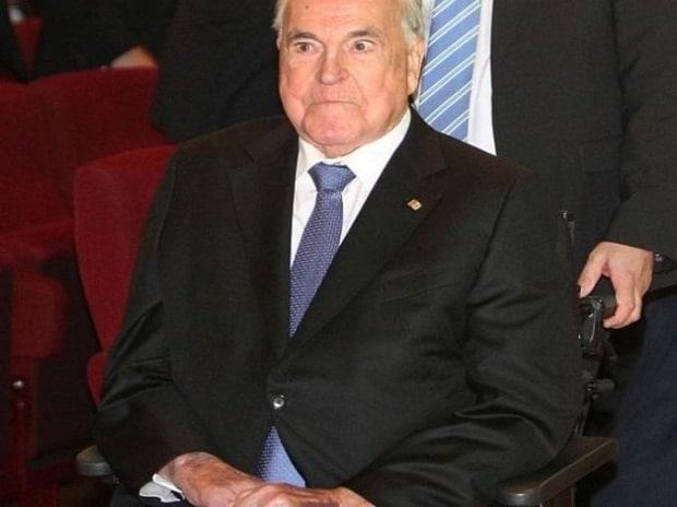 Helmut Kohl. Photo: Twitter