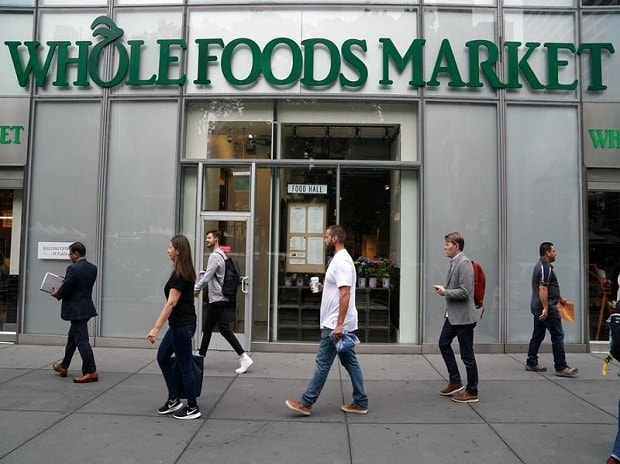 Whole Foods. Photo: Reuters