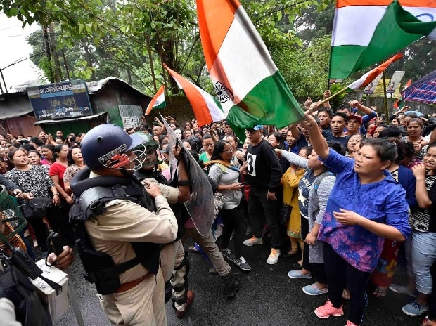 darjeeling, protests, Gorkhaland