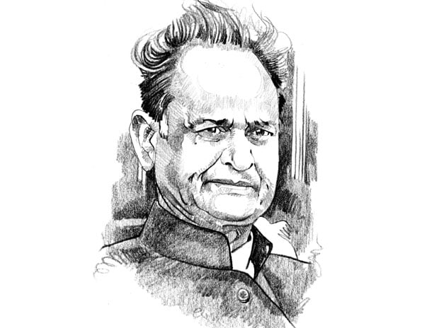 In Gujarat, the Cong will highlight pro-poor policies: Ashok Gehlot