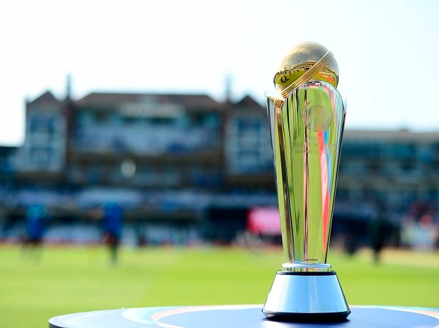ICC Champions Trophy 2017. Photo: ICC Twitter handle