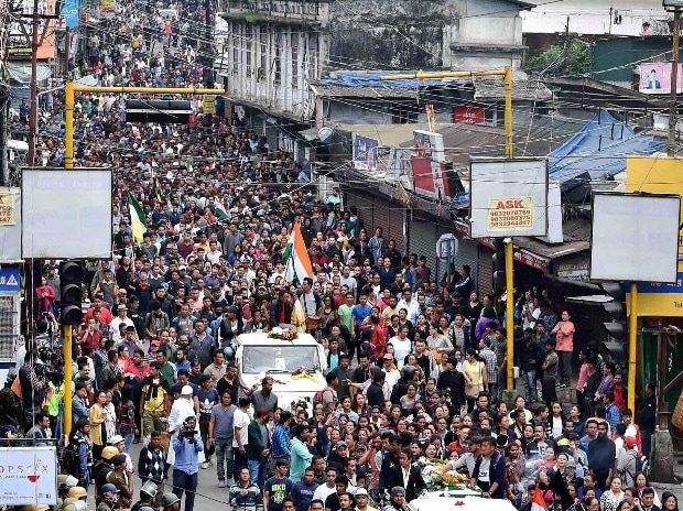 Gorkhaland demand: WB govt, GJM begin talks to restore peace in Darjeeling