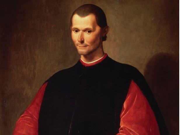 Niccolò Machiavelli (Photo courtesy: Wikipedia)