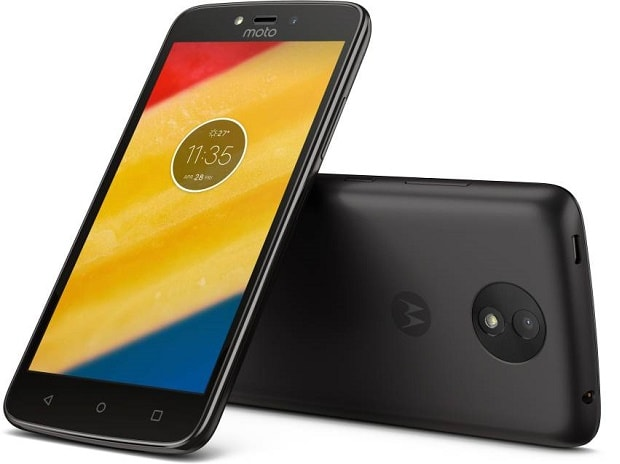 Motorola launches Moto C Plus for Rs 6,999; know the features and specs