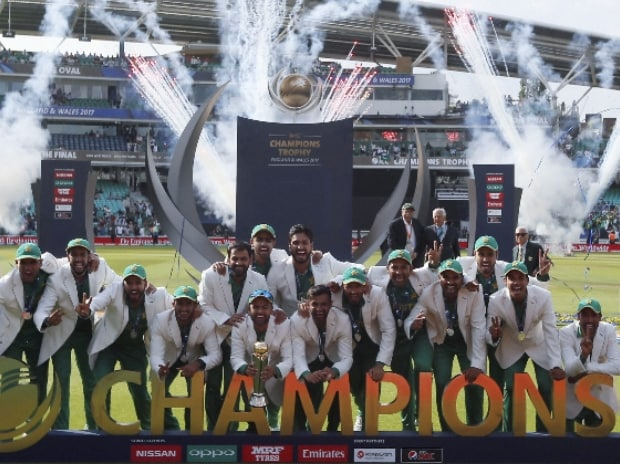 Pakistan, ICC Champions Trophy 2017, Winners