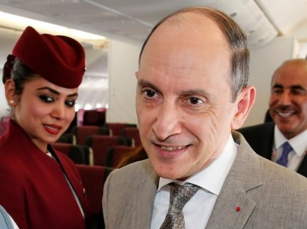 CEO, Qatar Airways. Photo: Reuters