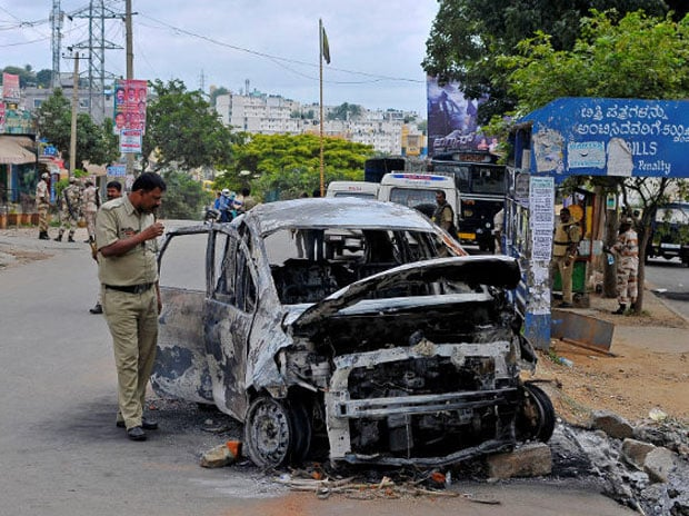 Wealthier parts of Bengaluru register more crime in 2015