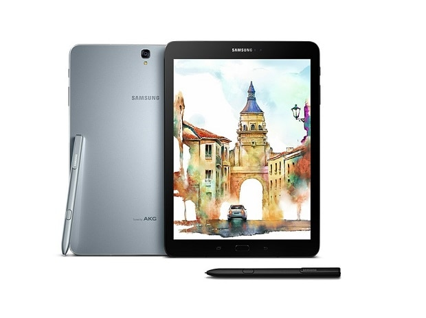 Samsung Galaxy Tab S3 with S Pen, Android Nougat launched for Rs 47,990