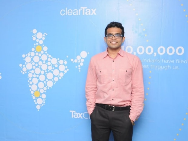 Archit Gupta, founder & CEO, ClearTax