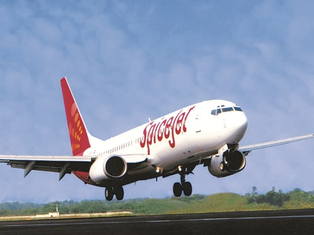 change spicejet booking