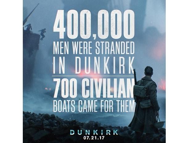 Dunkirk. Photo: Facebook
