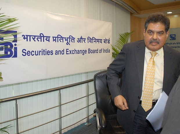 Ajay Tyagi, Chairman, Sebi. Photo: Kamlesh Pednekar