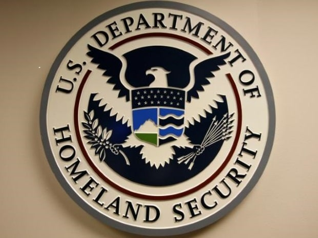 US Department of Homeland Securities