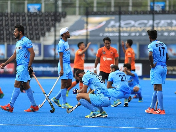 Hockey, India, Hockey world league